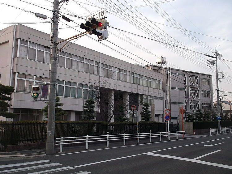 桃陵高等学校画像