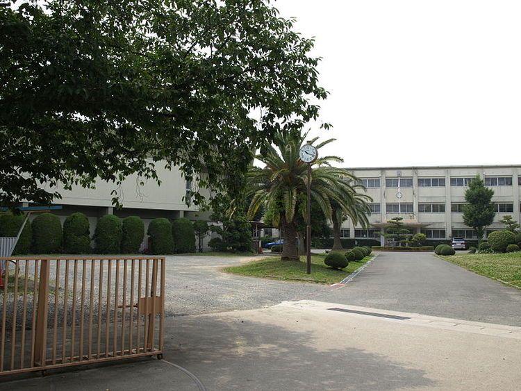 豊丘高等学校画像