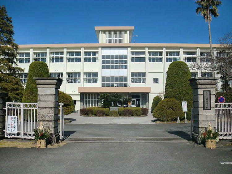 大口高等学校画像
