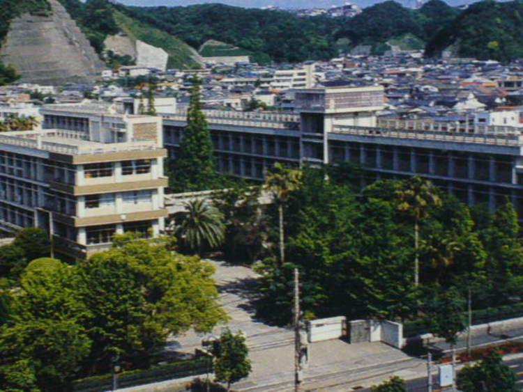 鶴丸高等学校画像