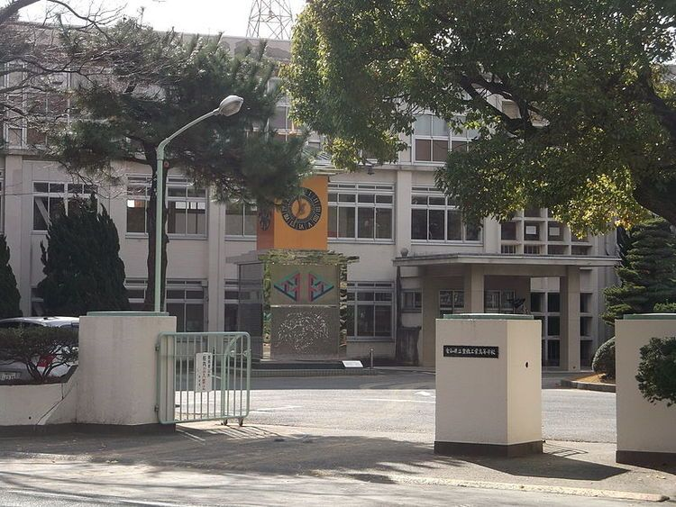 豊橋工業高等学校画像