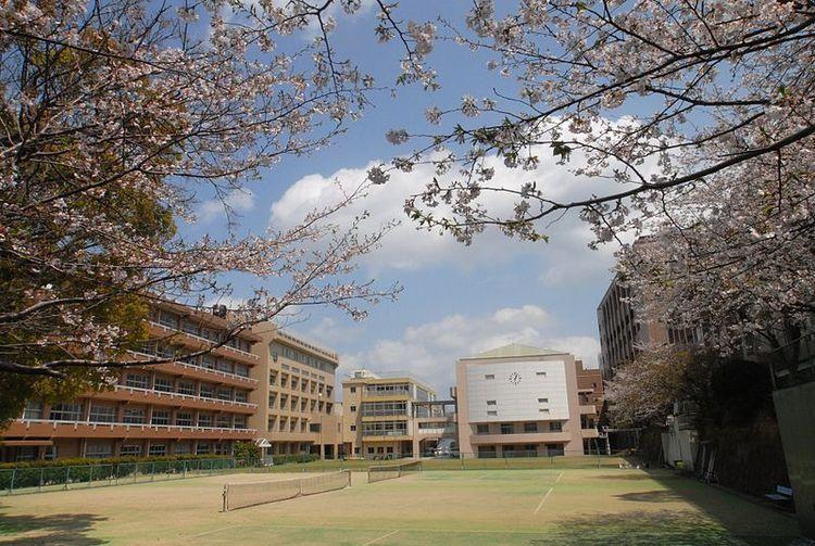 鹿児島純心女子高等学校画像