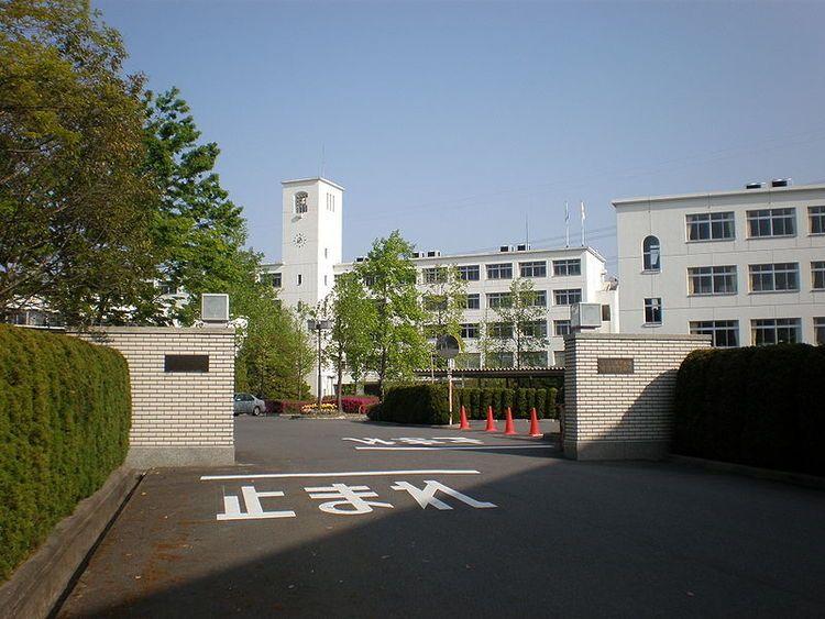 中部大学春日丘高等学校画像