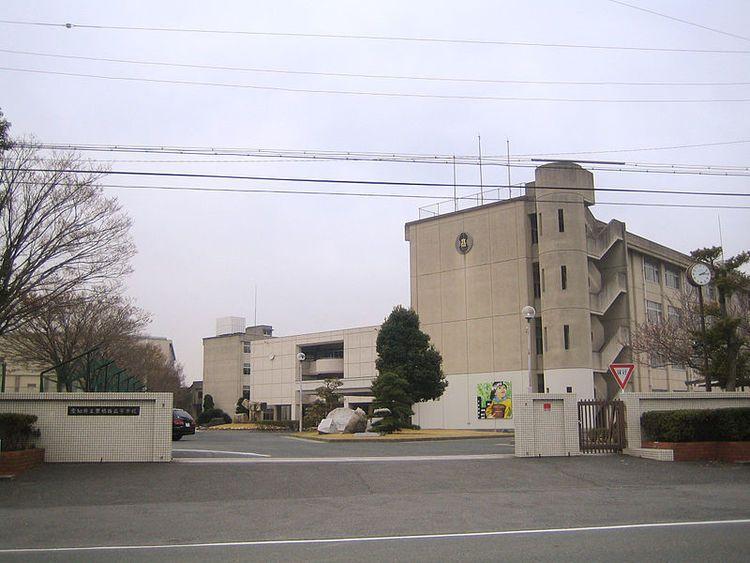 豊橋西高等学校画像