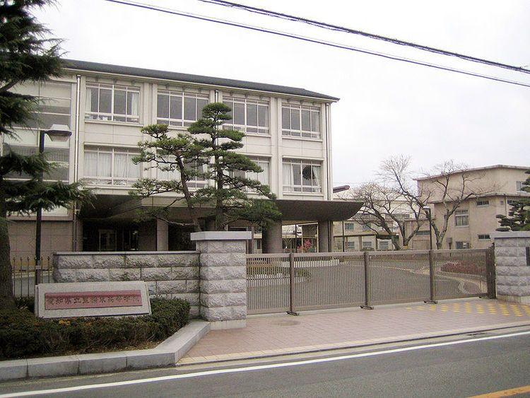 豊橋東高等学校画像