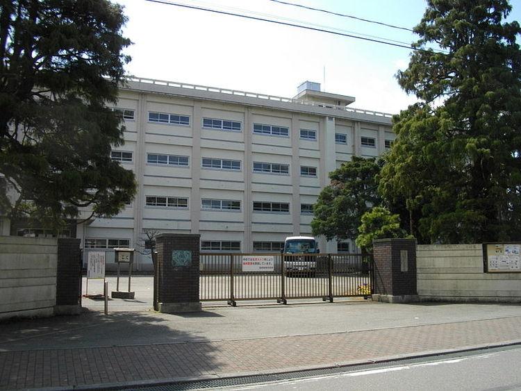 相原高等学校画像