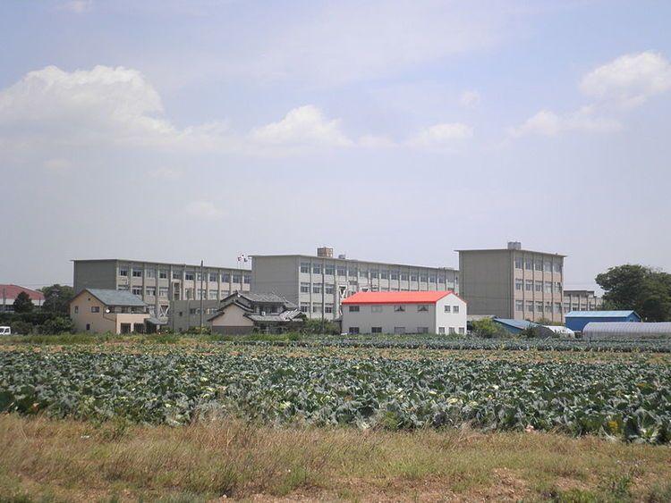 豊橋南高等学校画像