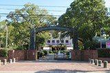大阪女学院中学校外観画像