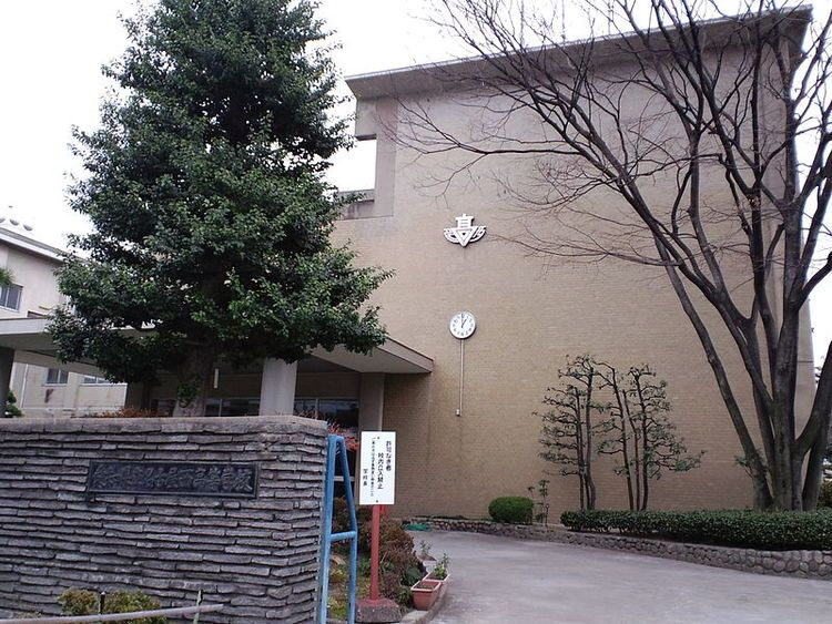 名古屋西高等学校画像
