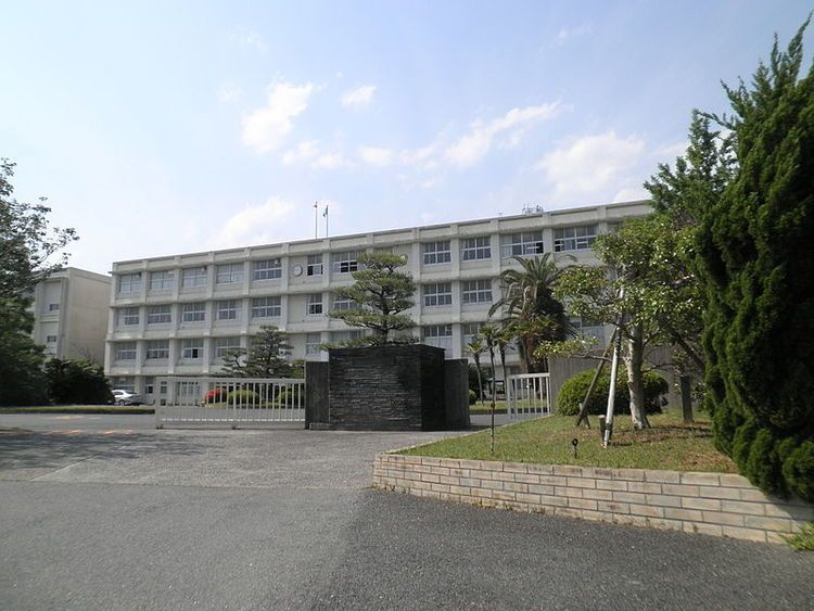 成章高等学校画像