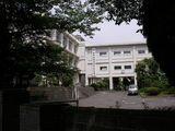 逗子高等学校外観画像