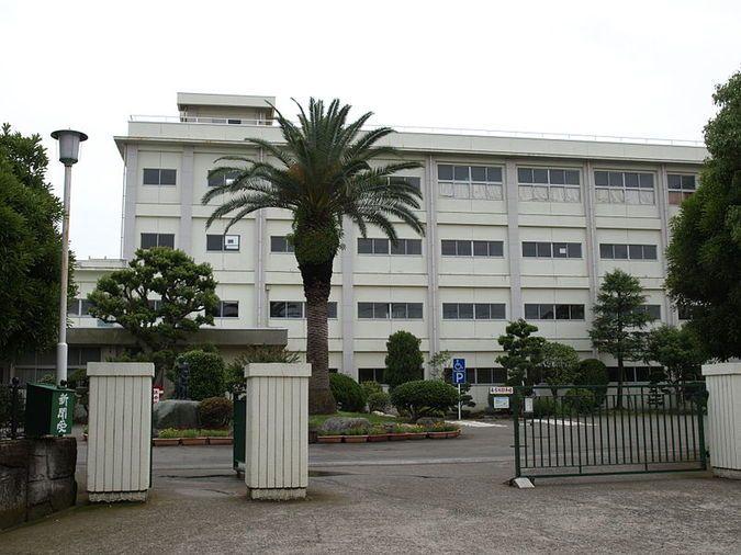 高浜高等学校外観画像