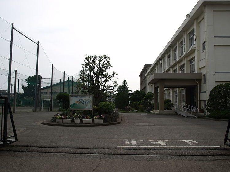 茅ヶ崎高等学校画像