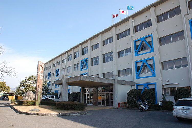 旭野高等学校画像