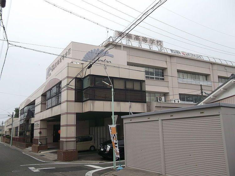 菊華高等学校画像