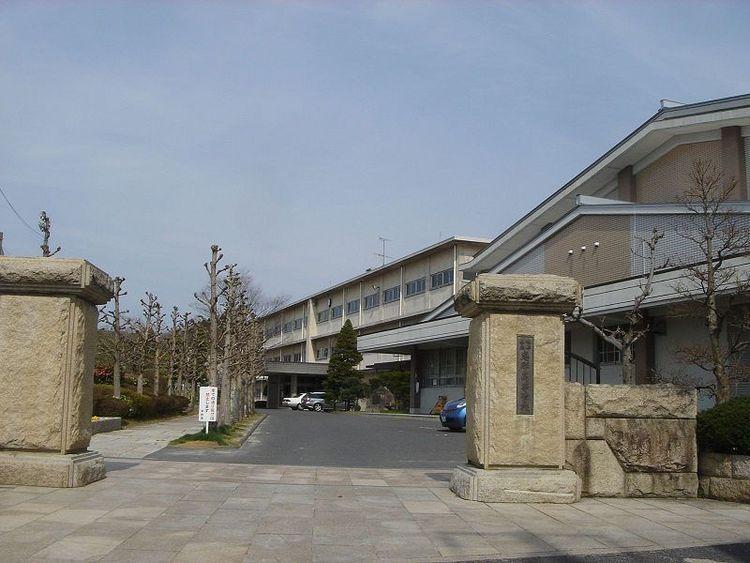 恵那高等学校画像