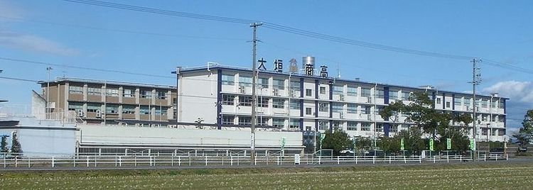 大垣商業高等学校画像