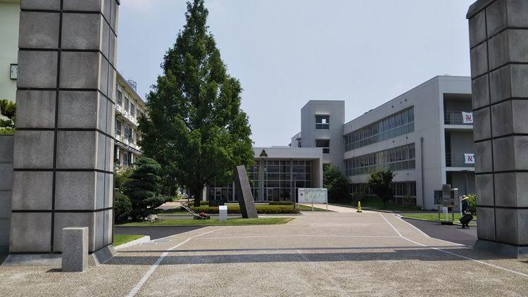 岐阜北高等学校画像