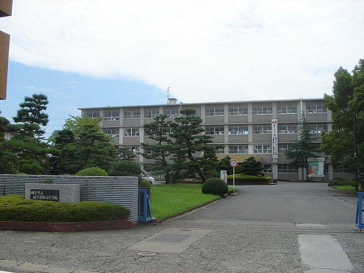 岐阜農林高等学校画像