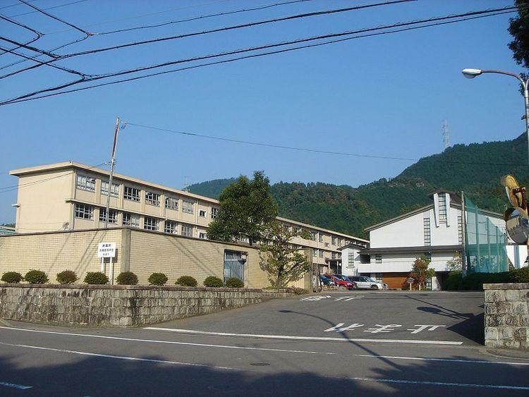 武義高等学校画像