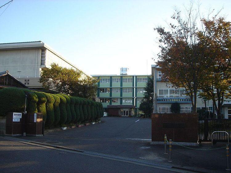 多治見工業高等学校画像
