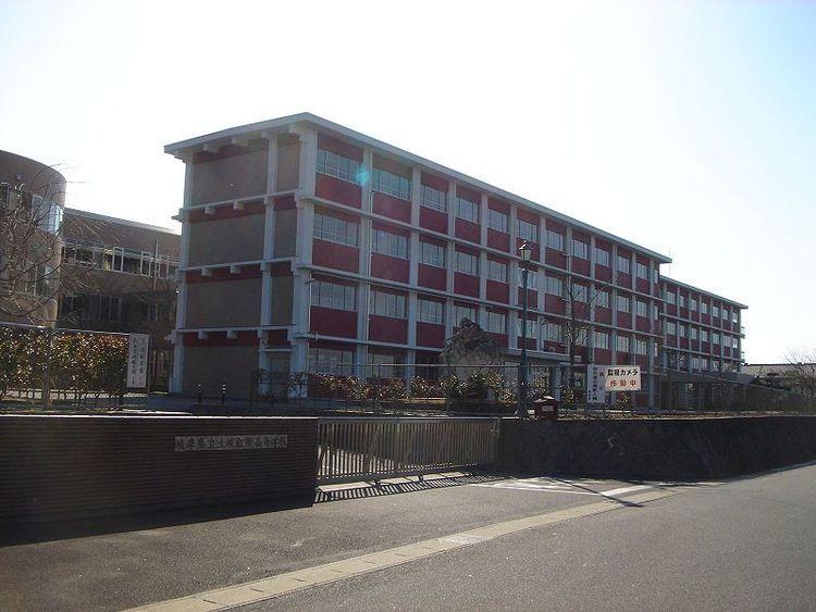 土岐紅陵高等学校画像