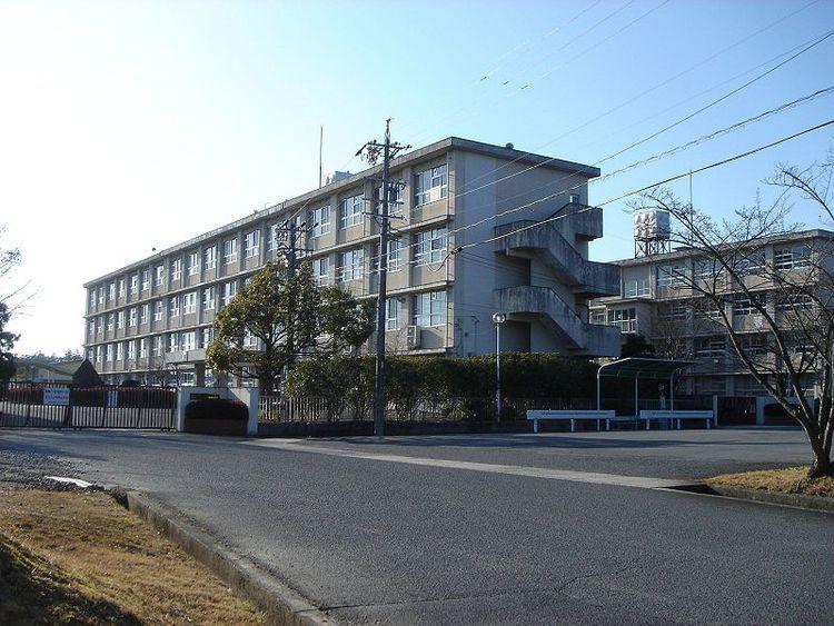 東濃フロンティア高等学校画像
