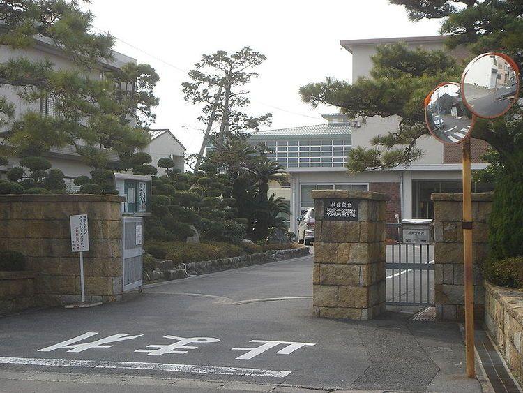 羽島高等学校画像