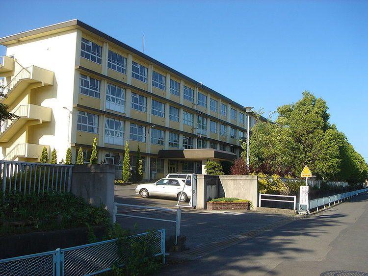 羽島北高等学校画像
