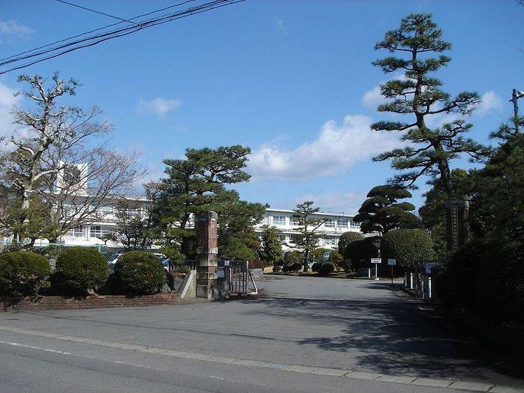 本巣松陽高等学校画像