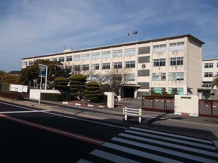碧南工業高等学校画像