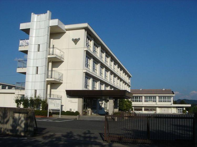 八百津高等学校画像