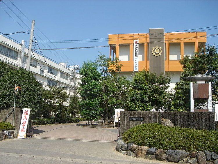 岐阜聖徳学園高等学校画像