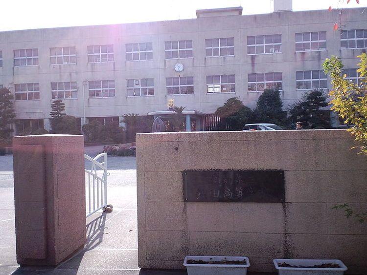熱田高等学校画像