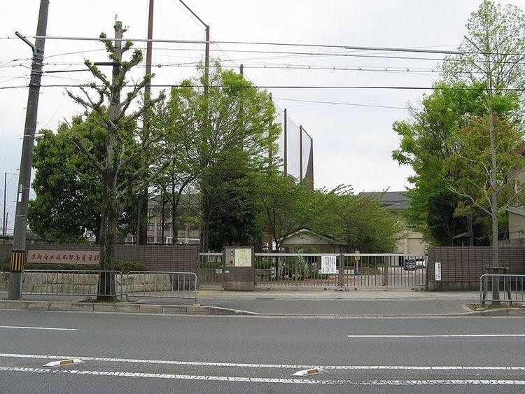 嵯峨野高等学校画像