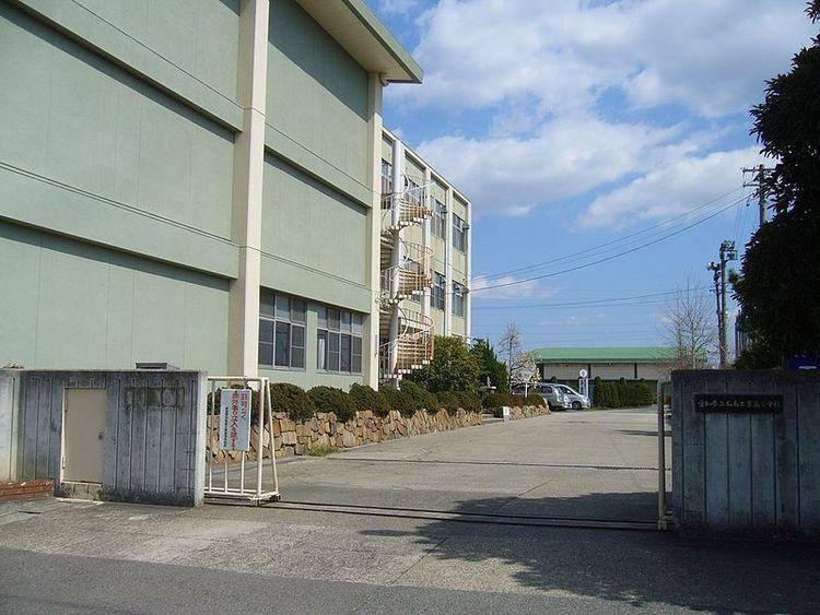 名南工業高等学校画像