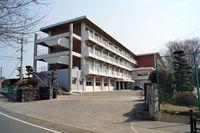 西合志南中学校