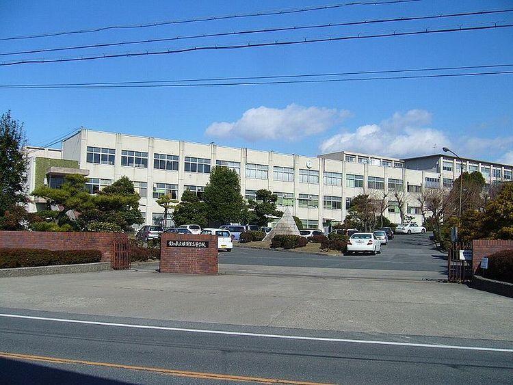 横須賀高等学校画像
