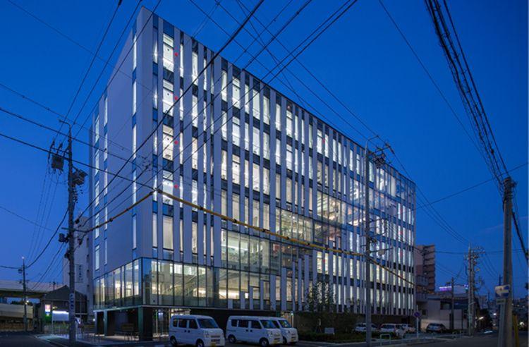 愛知産業大学工業高等学校画像