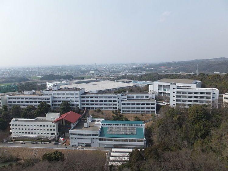 愛知産業大学三河高等学校画像