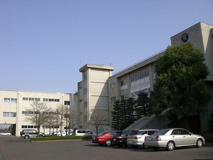 太田高等学校画像