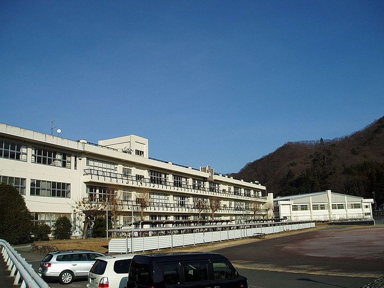 桐生女子高等学校画像