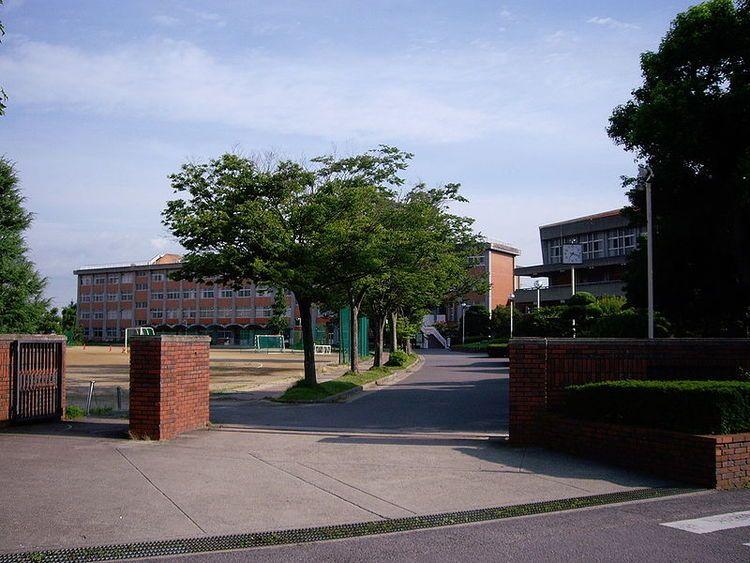 安城高等学校画像