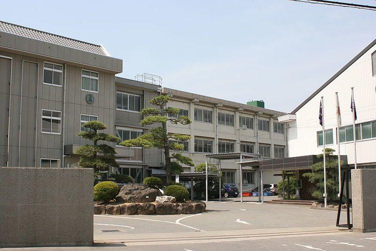 藤岡北高等学校画像