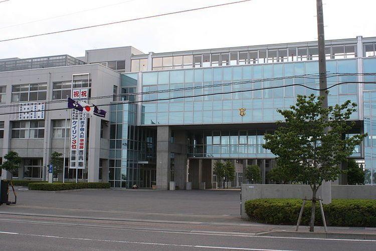 前橋工業高等学校画像