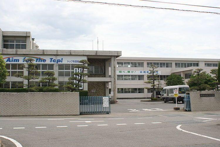 前橋東高等学校画像