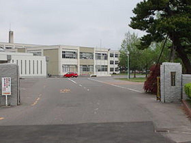 【閉校】青森戸山高等学校画像