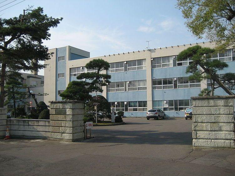 五所川原高等学校画像