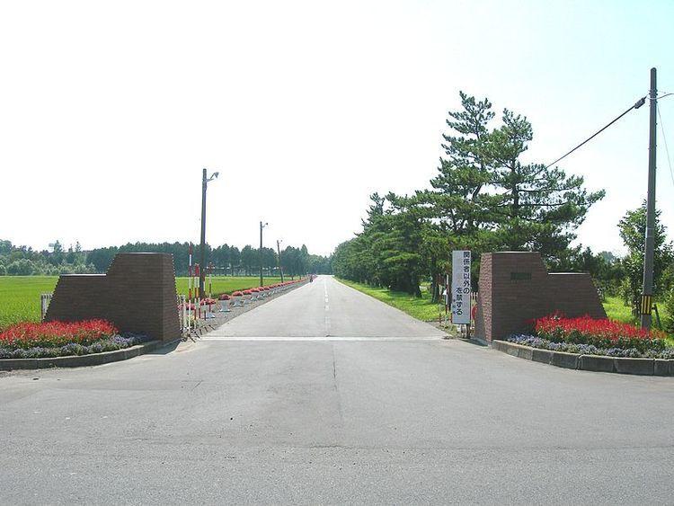 五所川原農林高等学校画像