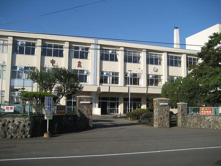 三本木高等学校画像